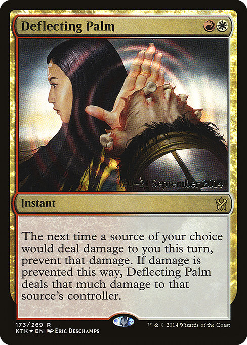 Deflecting Palm (PKTK)