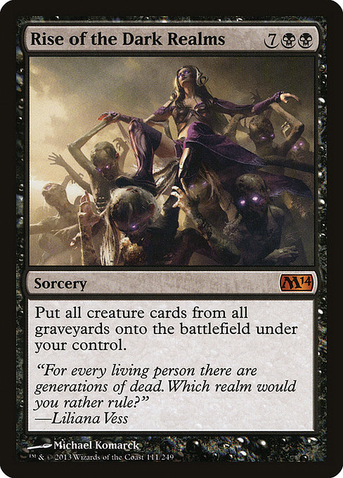 Rise of the Dark Realms (M14)