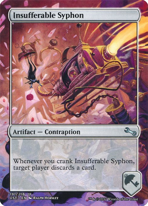 Insufferable Syphon (UST)