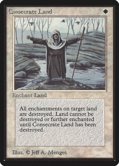 Consecrate Land (LEB)