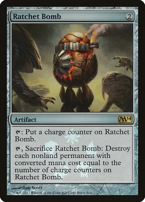 Ratchet Bomb (PM14)