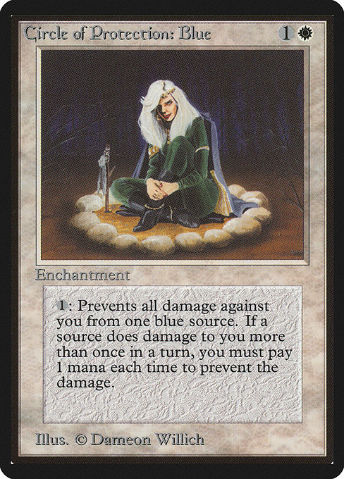 Circle of Protection: Blue (LEB)