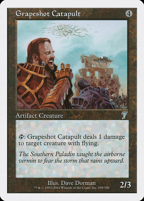 Grapeshot Catapult (7ED)