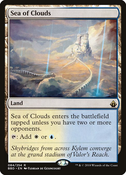 Sea of Clouds (BBD)
