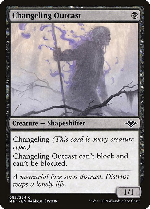 Changeling Outcast (MH1)