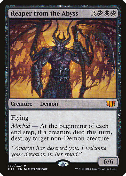 Reaper from the Abyss (C14)