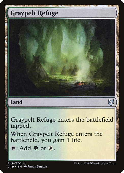 Graypelt Refuge (C19)