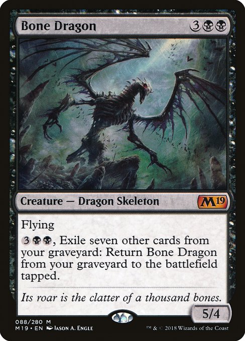 Bone Dragon (M19)
