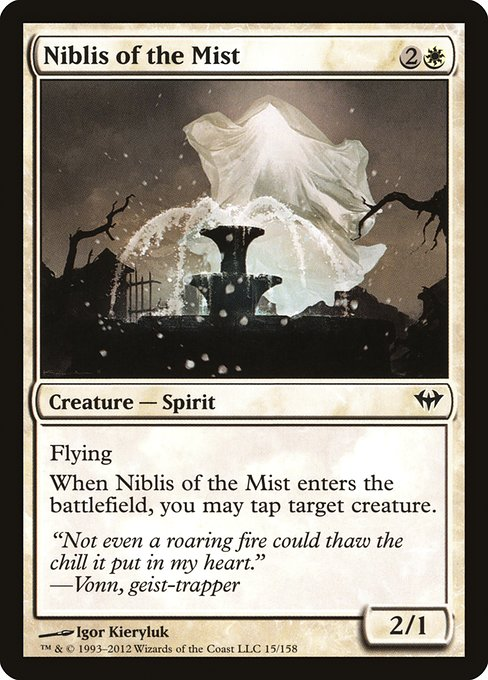 Niblis of the Mist (DKA)