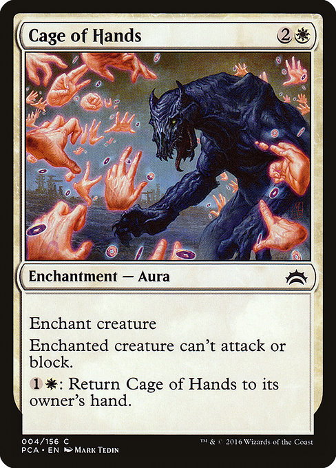 Cage of Hands (PCA)