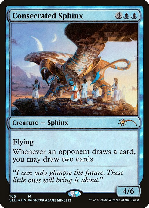 Consecrated Sphinx (SLD)