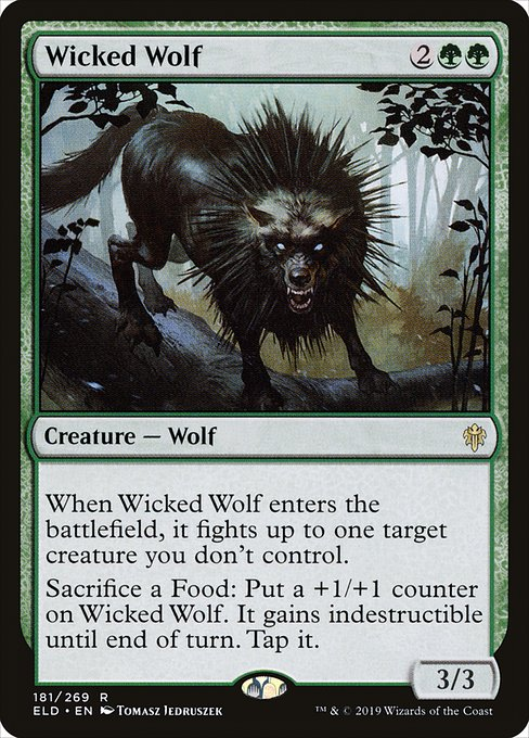 Wicked Wolf (ELD)