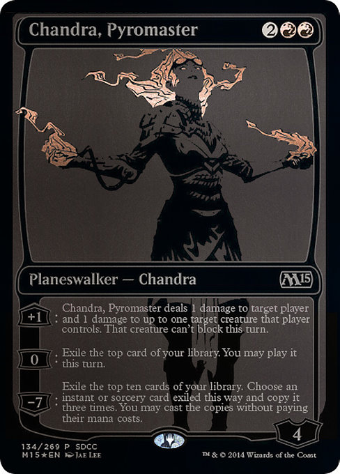 Chandra, Pyromaster (PS14)