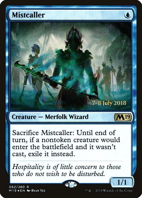 Mistcaller (PM19)