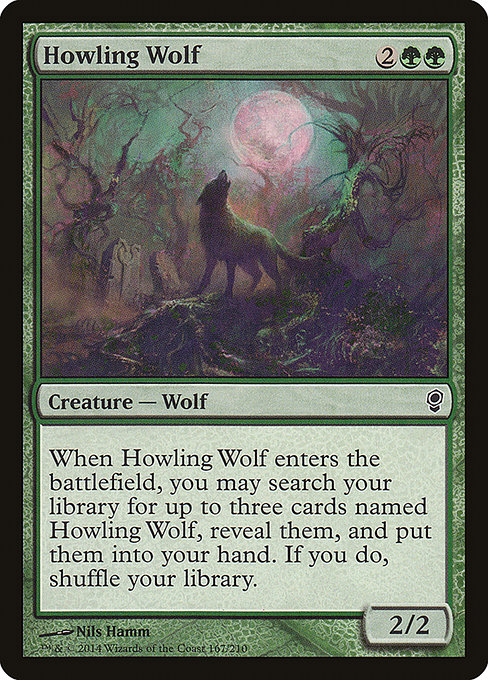 Howling Wolf (CNS)