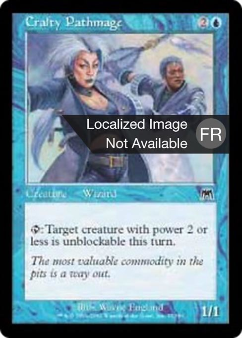 Crafty Pathmage (ONS)
