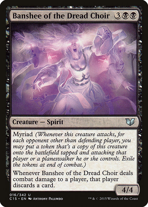 Banshee of the Dread Choir (C15)