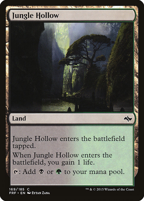 Jungle Hollow (FRF)