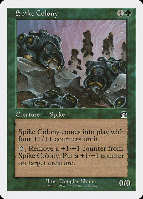 Spike Colony (BRB)