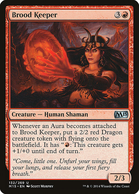 Brood Keeper (M15)