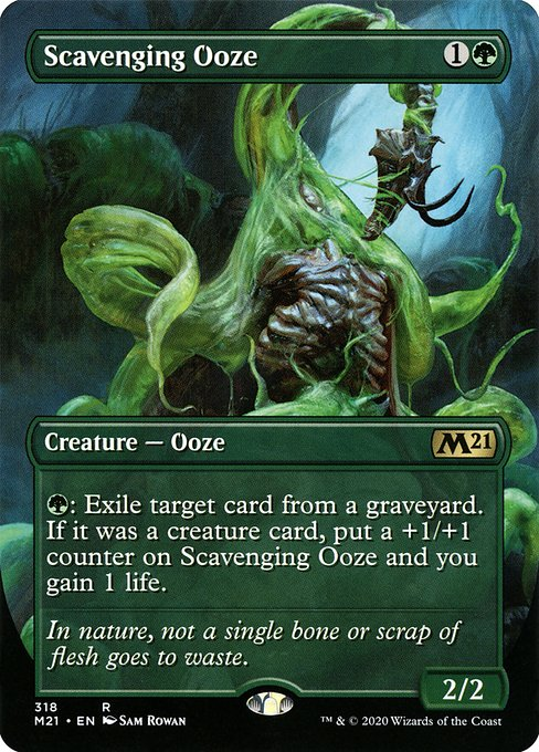 Scavenging Ooze (M21)