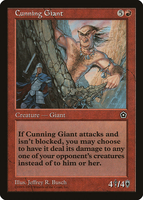 Cunning Giant (P02)