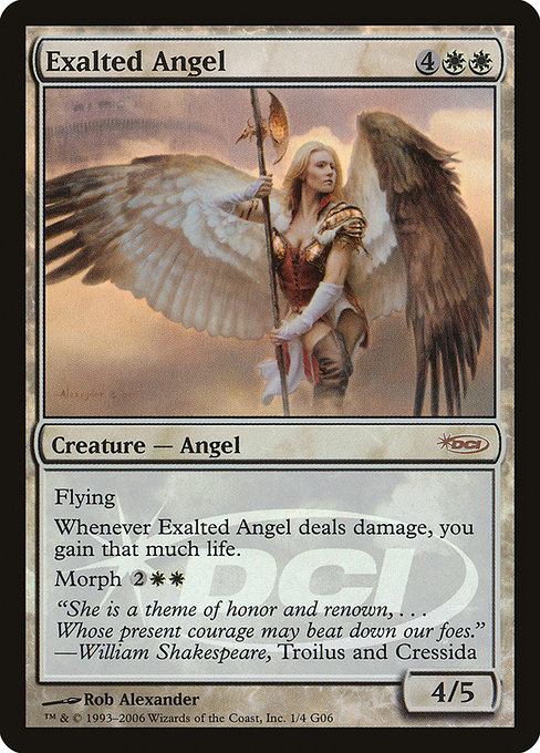 Exalted Angel (G06)