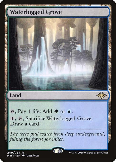 Waterlogged Grove (MH1)