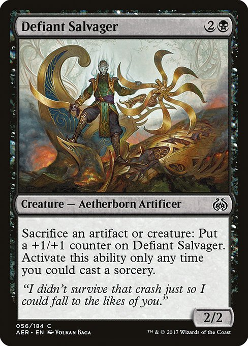 Defiant Salvager (AER)