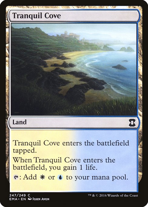 Tranquil Cove (EMA)