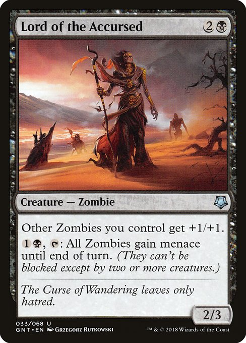 Lord of the Accursed (GNT)