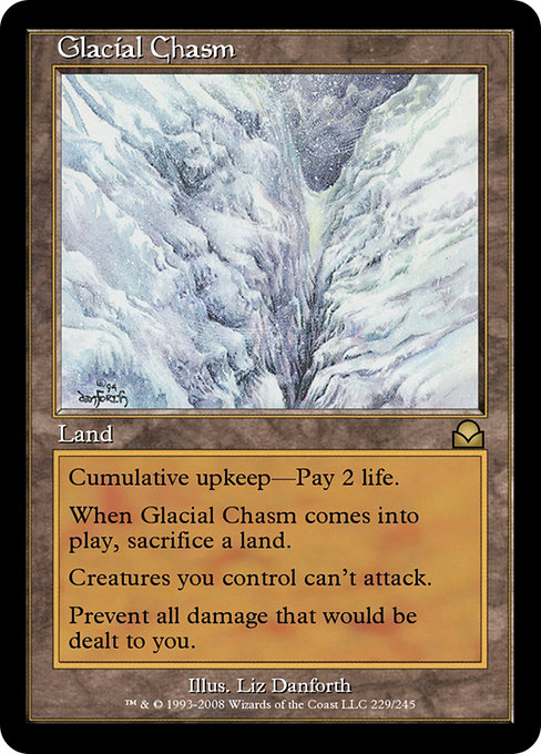Glacial Chasm (ME2)