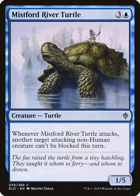 Mistford River Turtle (ELD)
