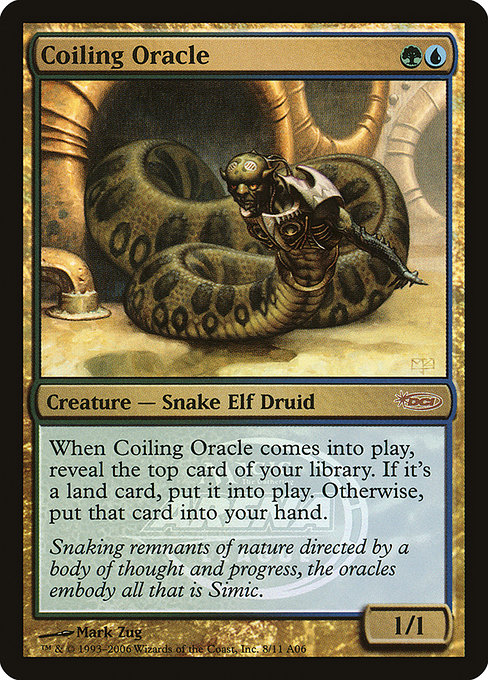 Coiling Oracle (PAL06)