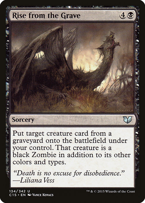Rise from the Grave (C15)