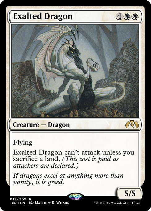 Exalted Dragon (TPR)