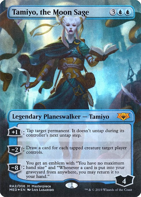 Tamiyo, the Moon Sage (MED)