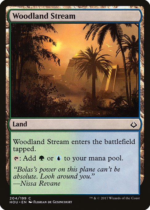 Woodland Stream (HOU)