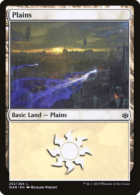 Plains (WAR)