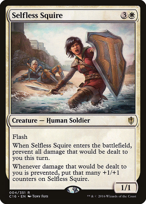 Selfless Squire (C16)