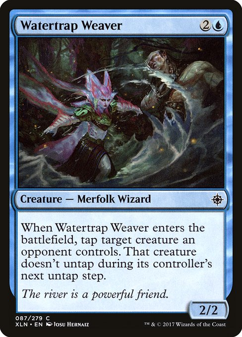 Watertrap Weaver (XLN)