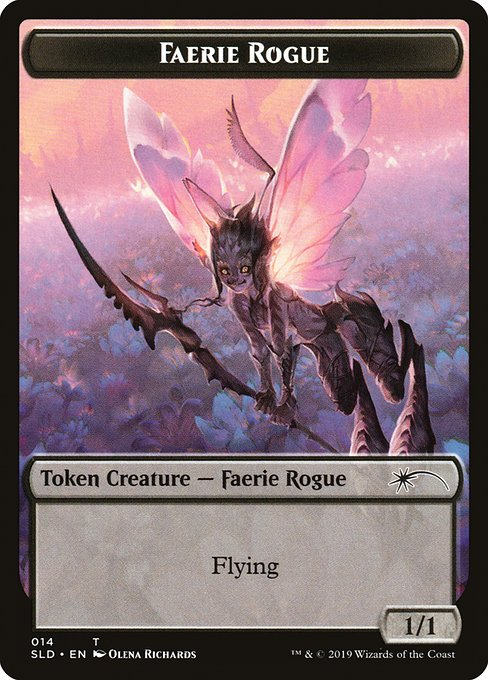 Faerie Rogue (SLD)