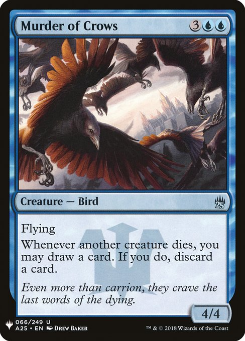 Murder of Crows (MB1)