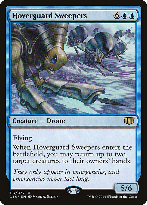 Hoverguard Sweepers (C14)