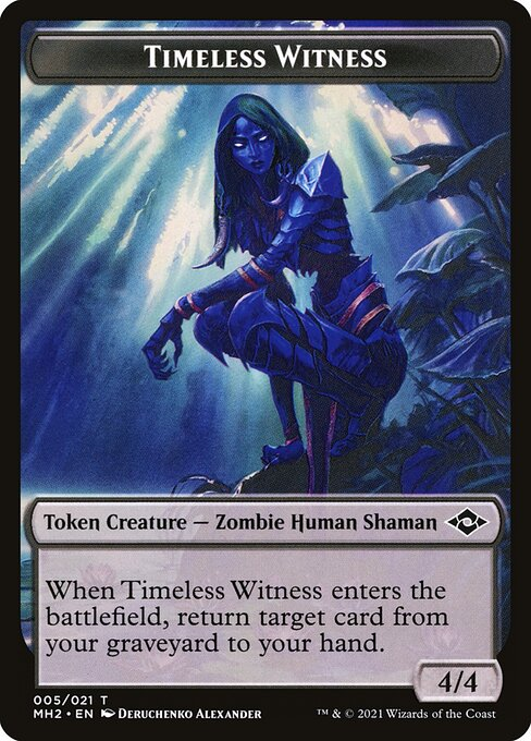 Timeless Witness (TMH2)
