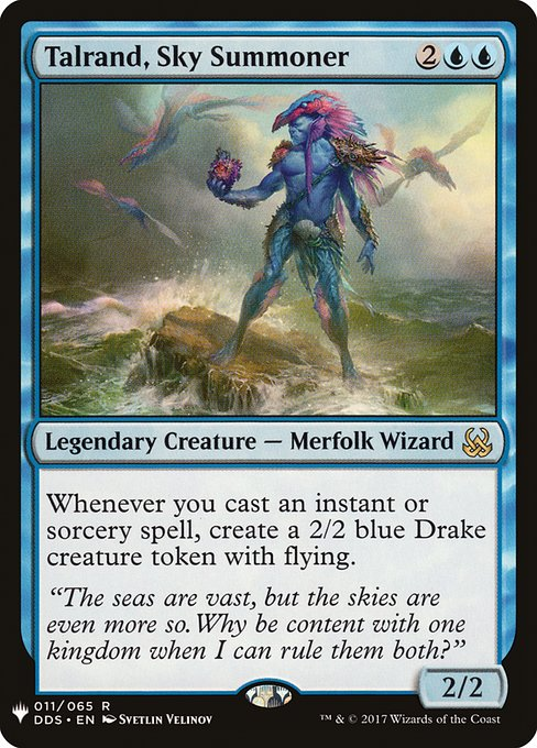 Talrand, Sky Summoner (MB1)