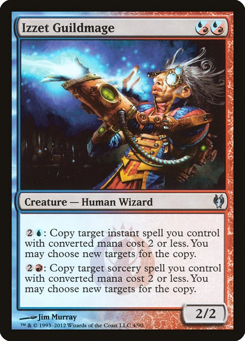 Izzet Guildmage (DDJ)