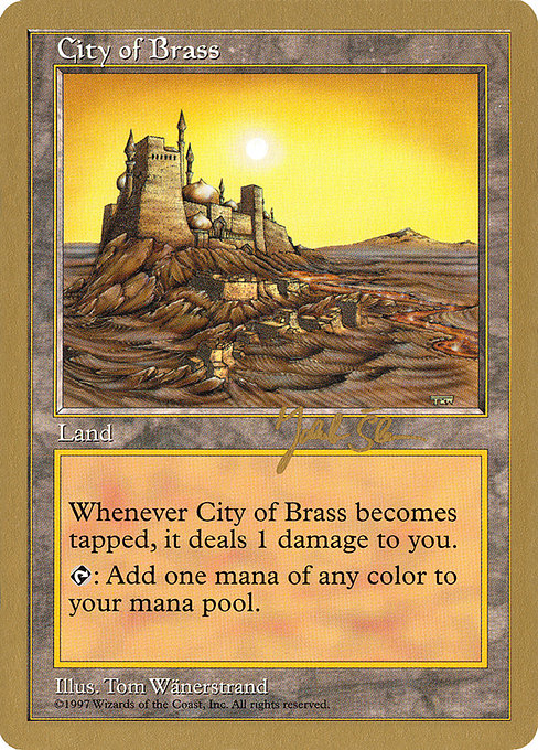 City of Brass (WC97)
