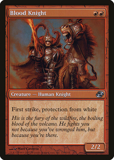 Blood Knight (PLC)