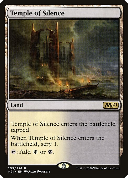 Temple of Silence (M21)